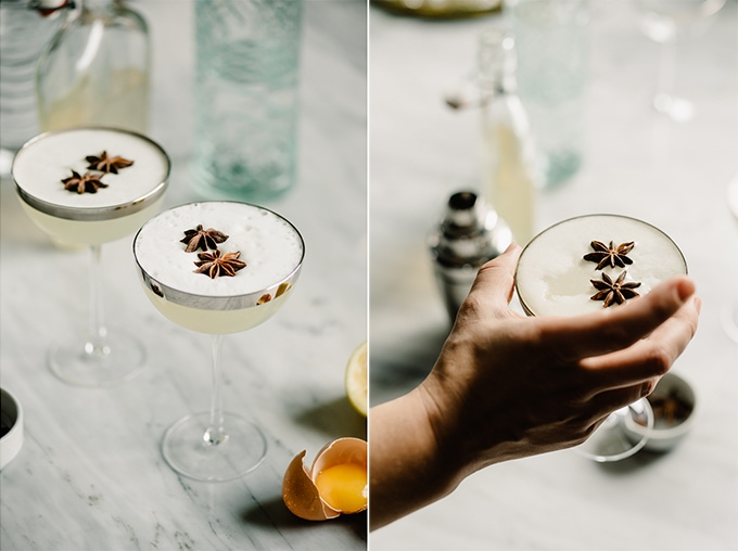 autumn-pear-gin-fizz-cocktail