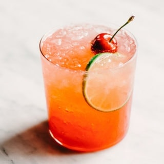 Cherry Gin Rickey