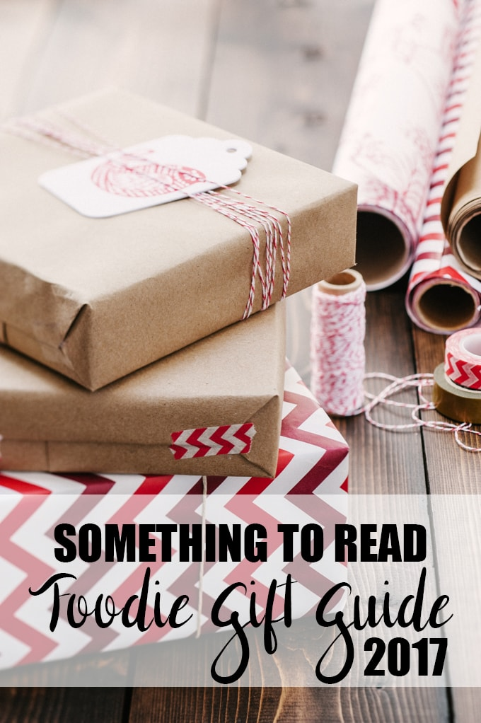 The 2017 Foodie Gift Guide is here! Find the perfect Christmas or holiday gift for the home chef in your life, as well as some terrific organizations for feel good foodie donations. #foodie #giftguide #holidays #christmas #gift