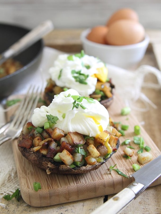 These easy, fast, and/or make ahead Whole30 breakfast recipes will make your morning rock! Everything you need for delicious, satisfying breakfasts to crush your Whole30! #whole30 #paleo #breakfast #recipes #makeahead #easy #fast