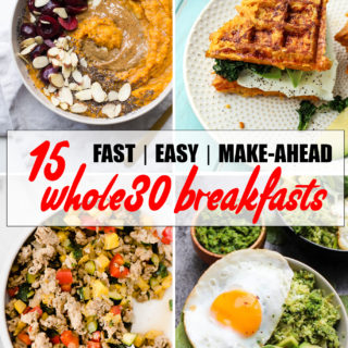 Whole30 Breakfast Recipes To Rock Your Morning